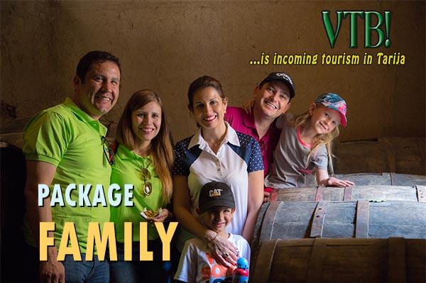 HOTEL CARMEN - PACKAGE FAMILY
